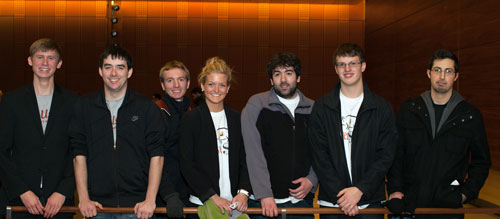Photo of WMU Clean Venture teams