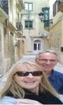 selfie in Malta
