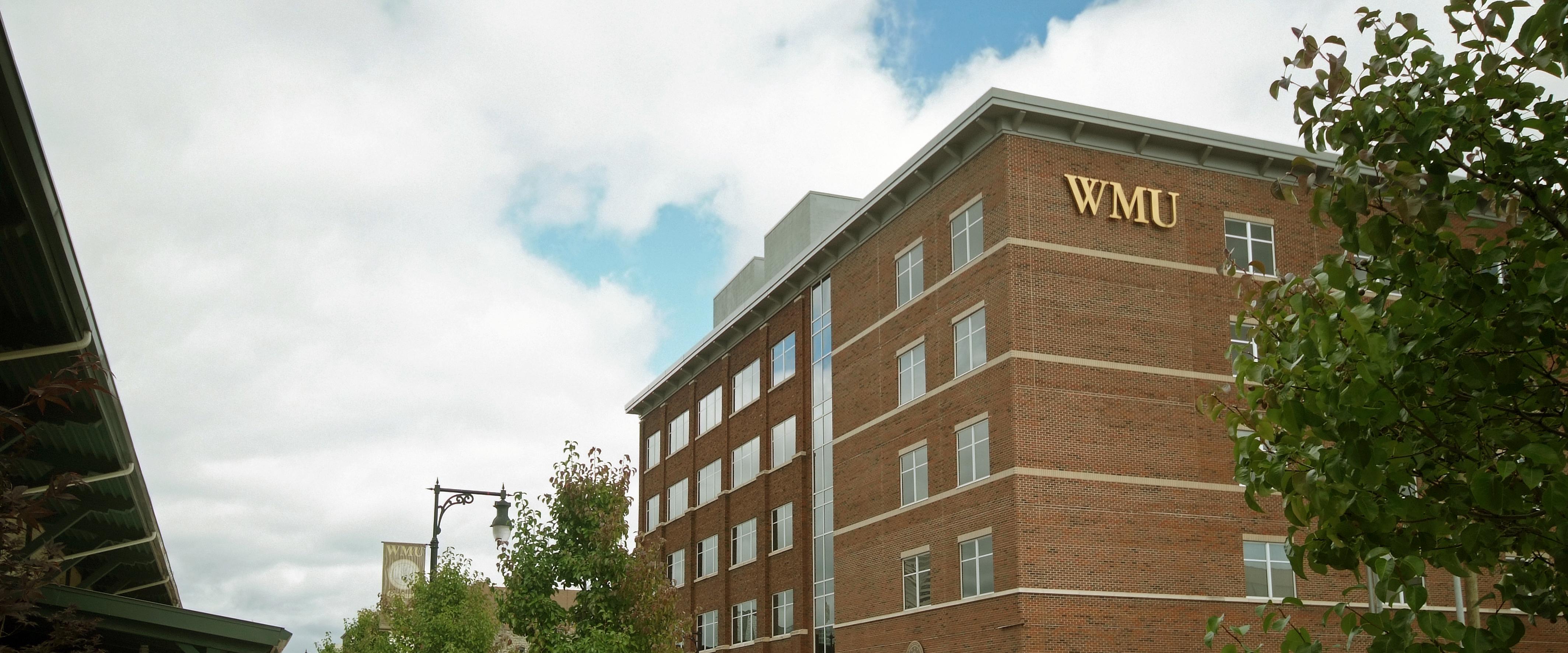 Photo of WMU downtown Grand Rapids.