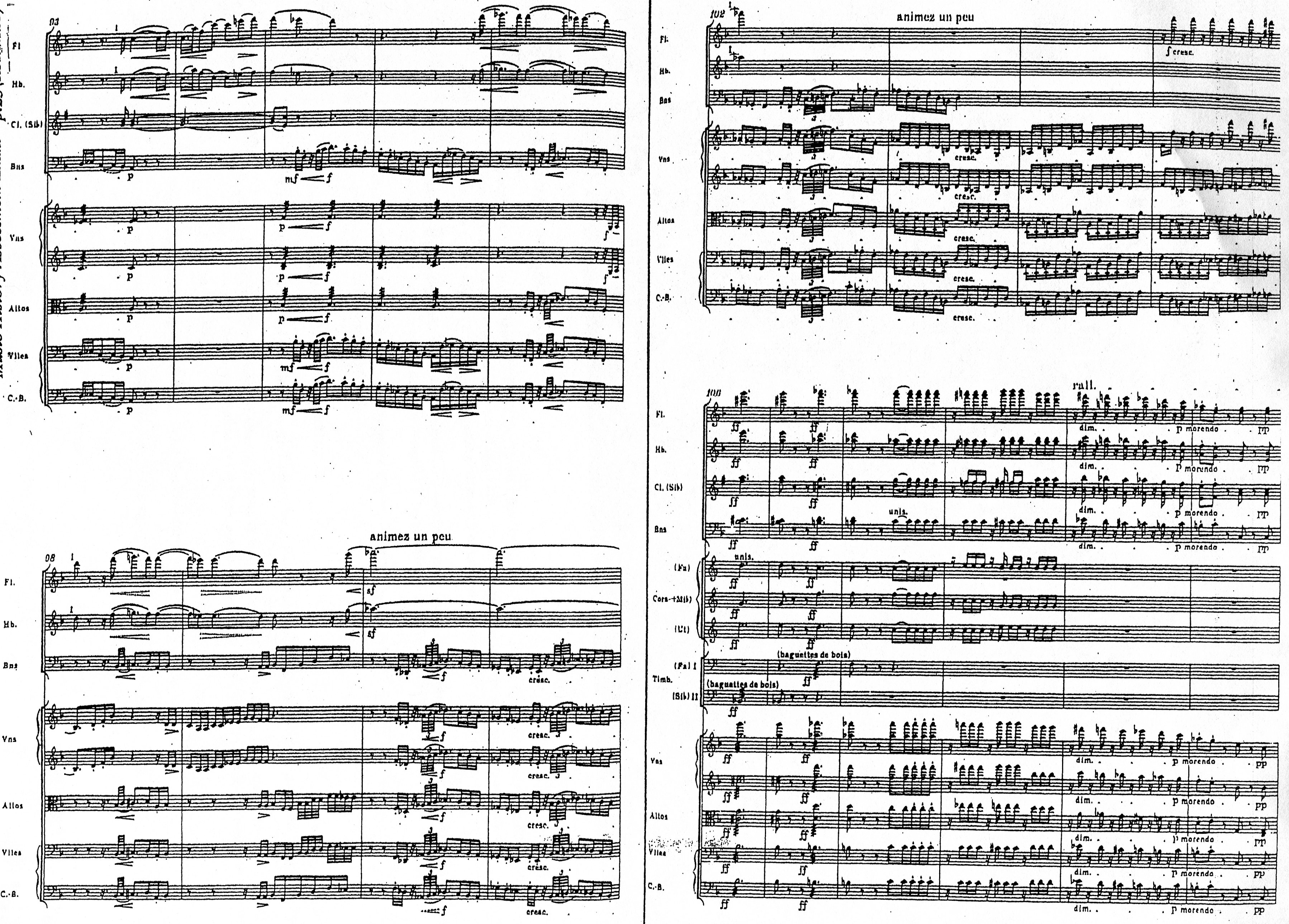 an analysis of the five movements in the symphonie fantastique by hector berlioz The five movement symphonie fantastique, partly due to its fame, is considered by most to be berlioz's most outstanding work the hector berlioz website, comprehensive berlioz reference site, including scores, analysis and libretti hector berlioz material.