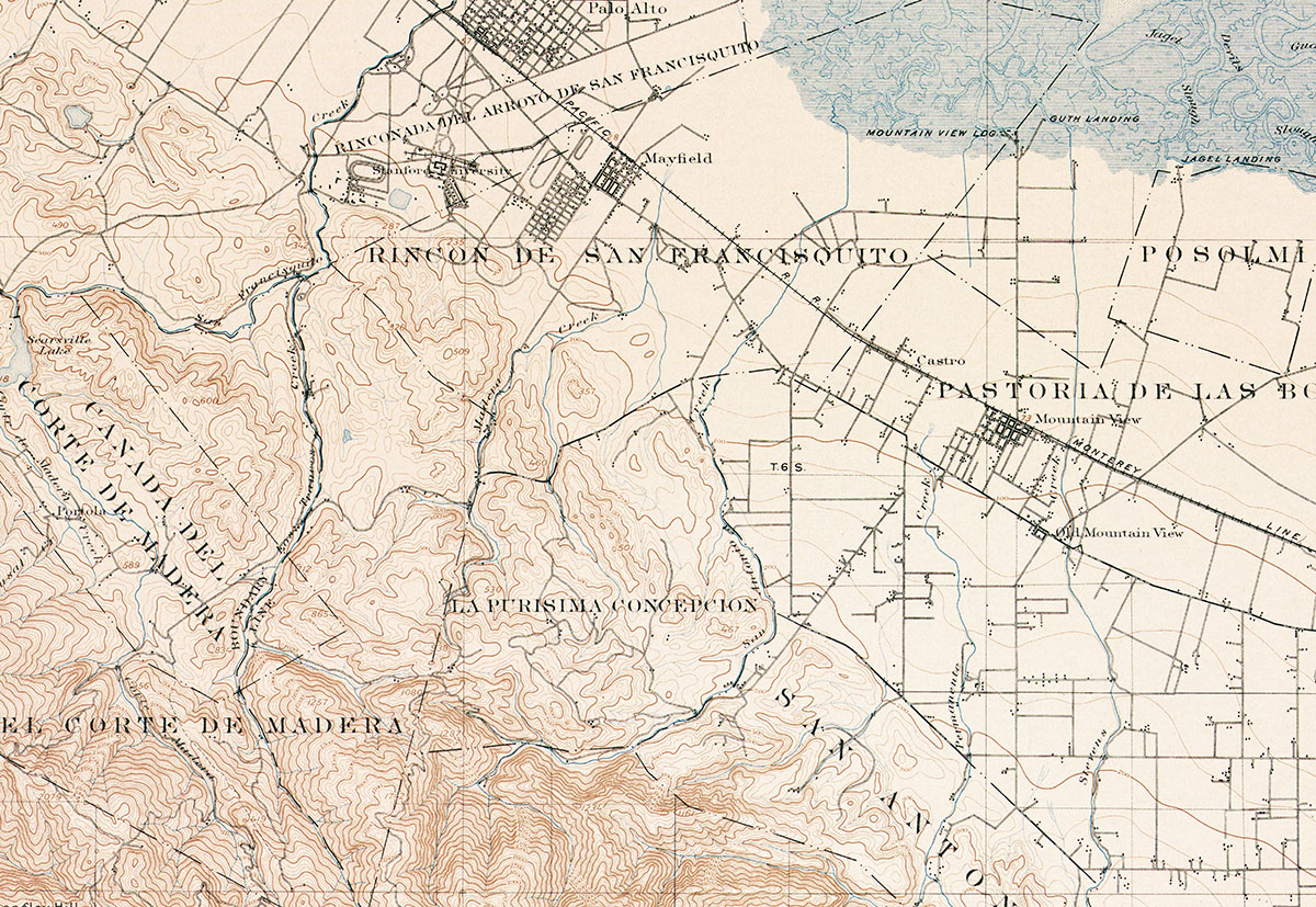 Historic Maps | Upjohn Center for the Study of Geographical Change ...