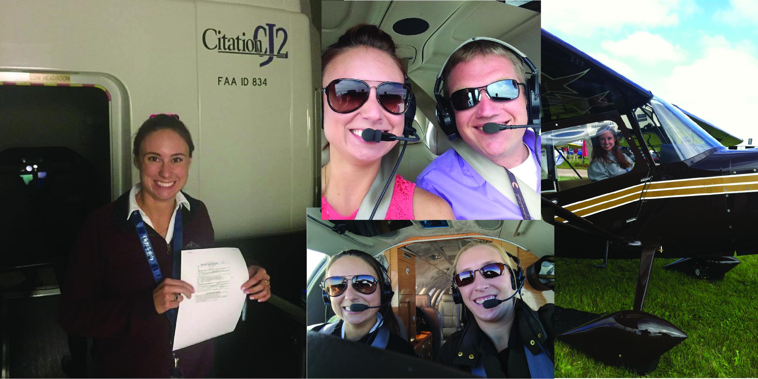 WMU College of Aviation Alumna Abby Ragsdale