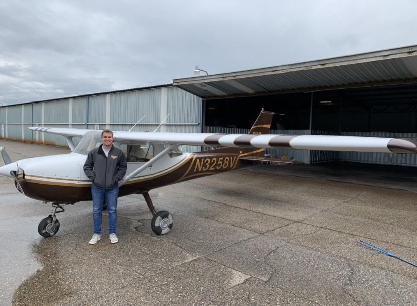 WMU Aviation Flight Science Alumni Brett Been