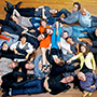 Photo of the International Contemporary Ensemble (ICE).