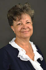 Professional headshot of Beverly Vandiver.