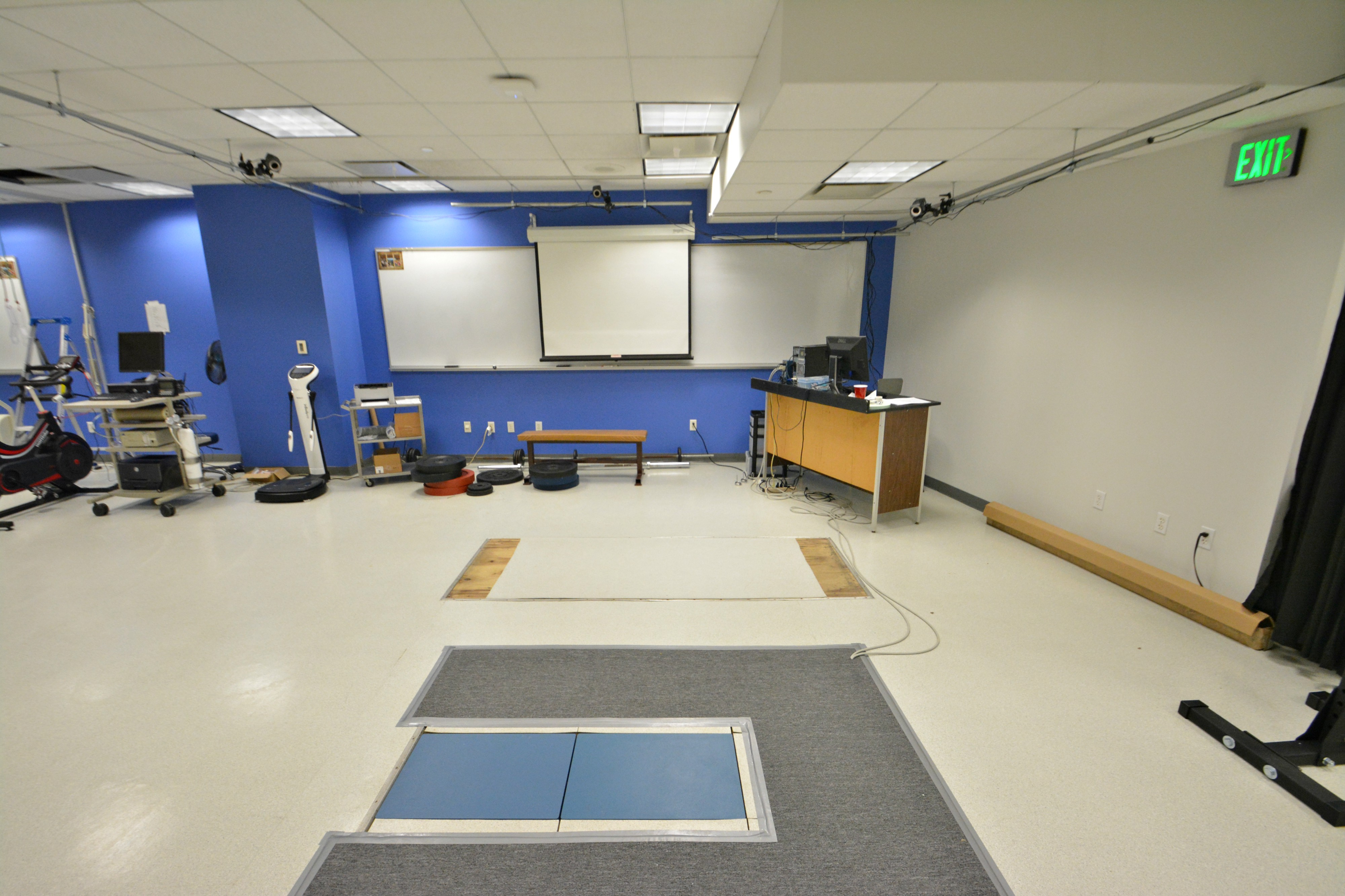 Student Recreation Center Classroom Photos | College of Education