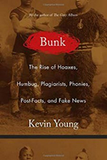 "Kevin Young's (book) ""Bunk"""