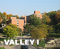 Valley one residence halls
