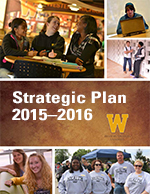 Cover of strategic planning document