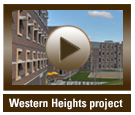 Western Heights project video