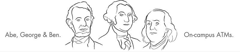 rendering of three presidents
