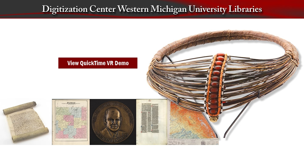 Digitization Center Banner Image