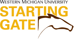 Starting Gate logo.