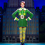 Photo of character from Elf the Musical.