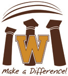 Make a Difference Award logo.