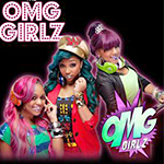 Photo of musical group OMG Girlz.