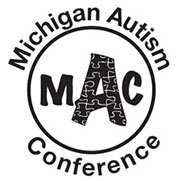 Michigan Autism Conference logo.