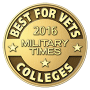 Best for Vets Colleges logo.