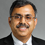 Photo of Dr. Satish Deshpande.