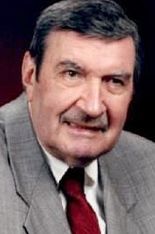 Photo of Dr. Donald F. Sellin.