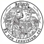 Image of the emblem of the Goliardic Society.