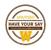 APA/PSSO. Have your say. For non-bargaining WMU employees.