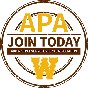 APA Join Today Administrative Professional Association.