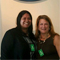 Dr. Andrea Beach and Monica Liggins-Abrams