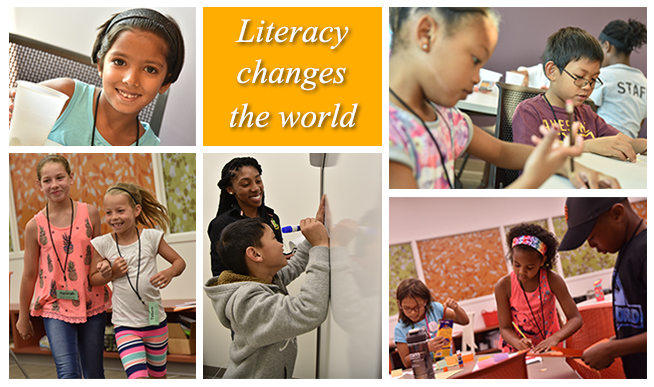 literacy changes the world