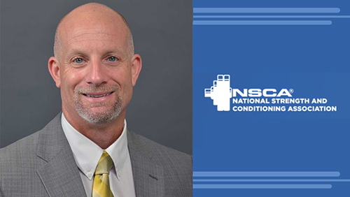 dr. mike miller and nsca logo
