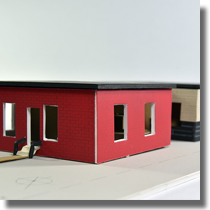 house model exterior