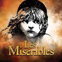 Les Miserables graphic art.