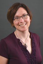 Photo of Dr. Heather L. Petcovic.