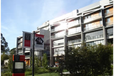 Photo of Swinburne housing