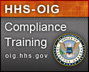 HHS-OIG Compliance Training