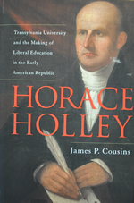Horace Holley Book