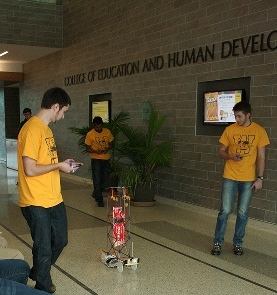 Science olympiad event