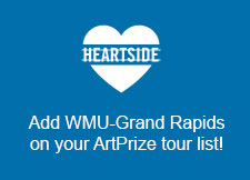heartside wmu-grand rapids artprize logo