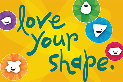 Love your shape.