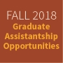 Graduate assistantships opportunities