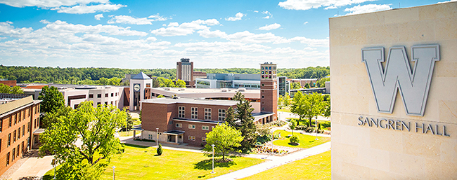 Visit Campus | Admissions | Western Michigan University