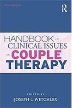 Book cover: Handbook of Clinical Issues in Couple Therapy.