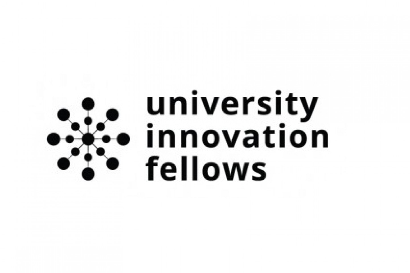 Logo which reads University Innovation Fellows.