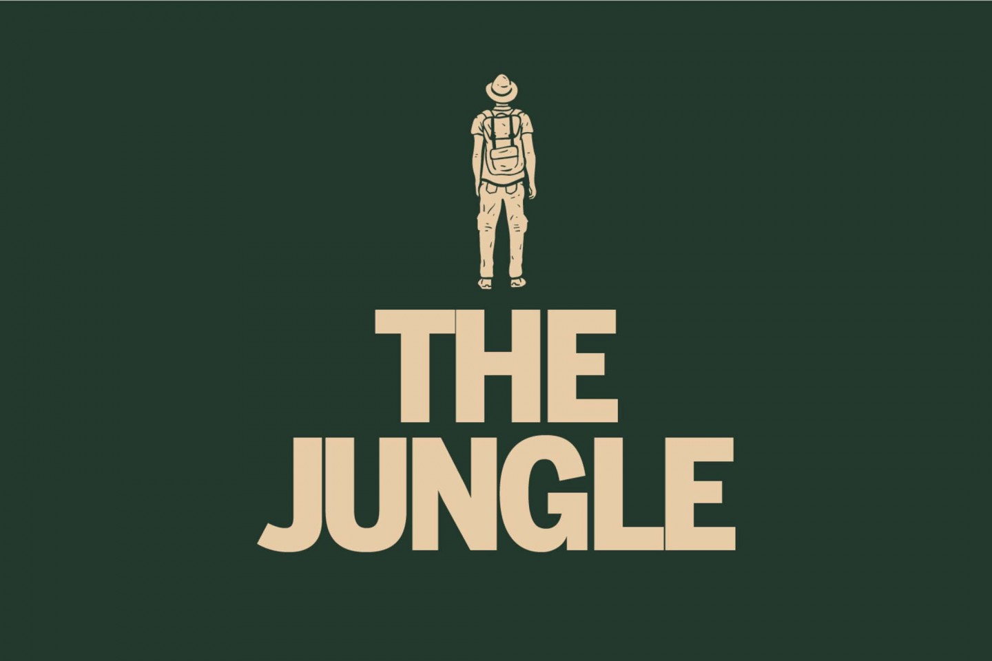 The Jungle podcast logo