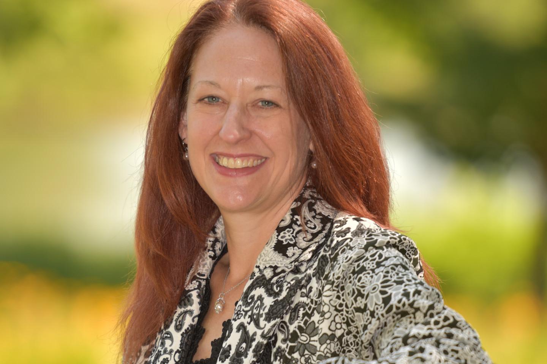 A photo of Dr. Carla Koretsky.