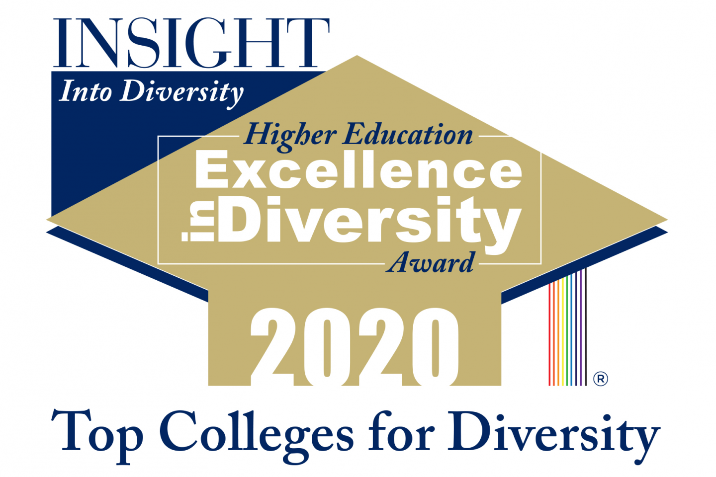 Higher Education Excellence in Diversity award.