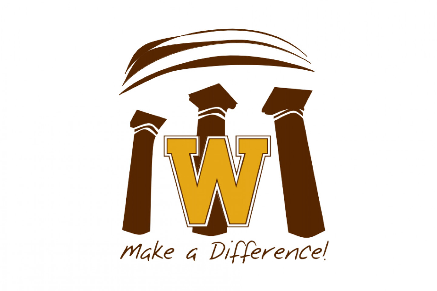 Make a Difference Awards logo.