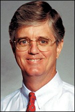 Photo of Dr. Richard Long.