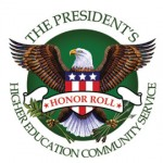 President's Higher Education Community Service Honor Roll With Distinction