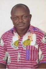Photo of Isaac Ayereka